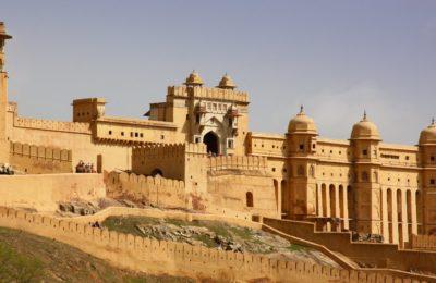 Amer Fort, Jaipur, Rajasthan, North India
