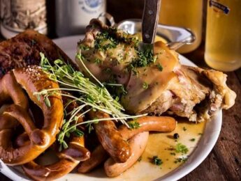 Bavarian Cuisine and Beer at Hahndorf