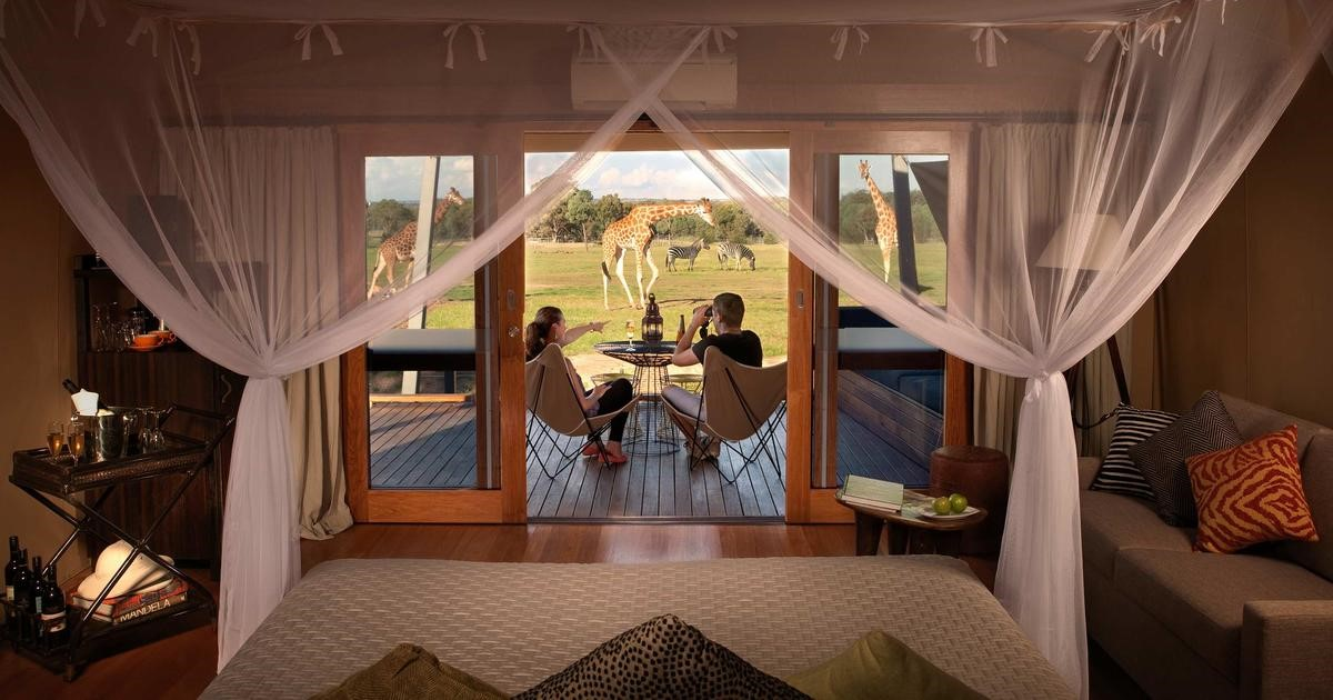 Zoofari Lodge, Dubbo NSW