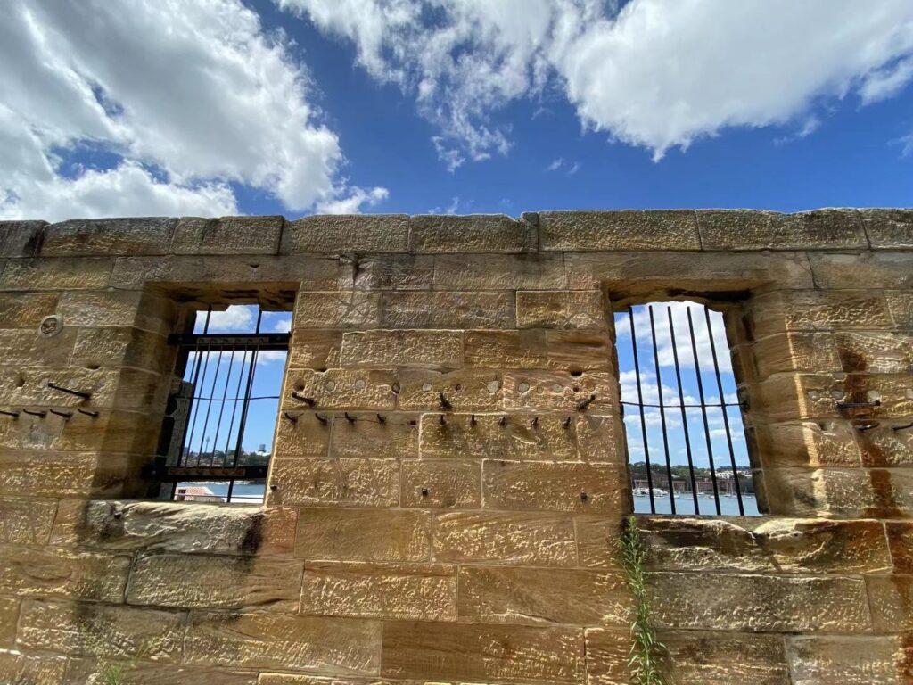 Cockatoo island convict site