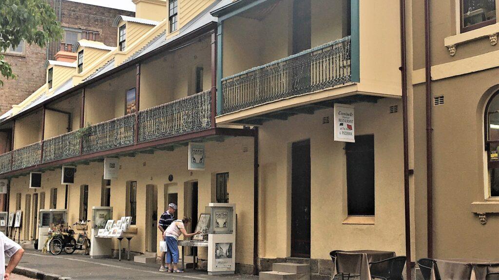 Palyfair Street Sydney